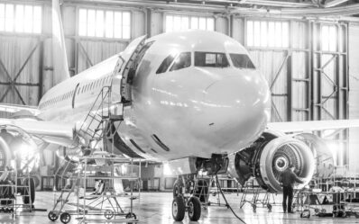 Due-diligence on the aircraft component market and potential target